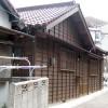 雲仙の家 遊歩道沿い 改修工事後